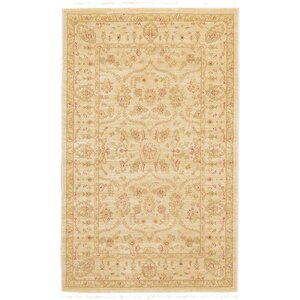 Fonciere Cream Area Rug