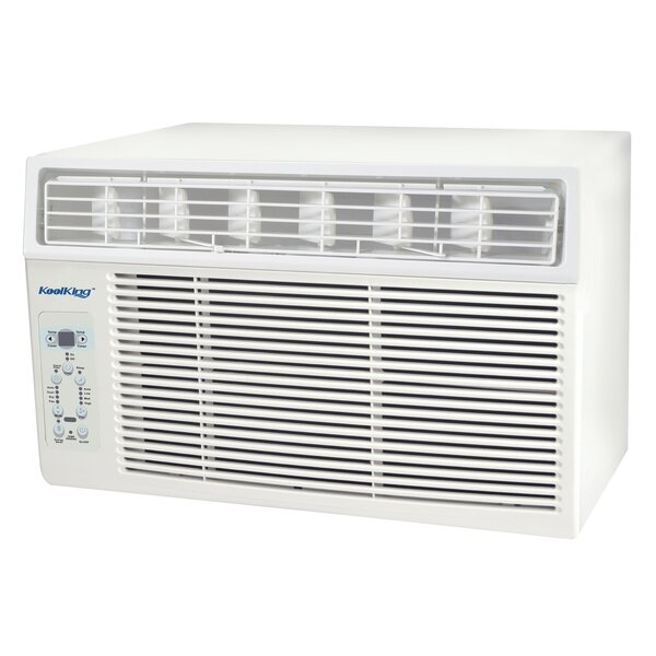 Kool King 10,000 BTU Energy Star Window Air Conditioner with Remote by Midea