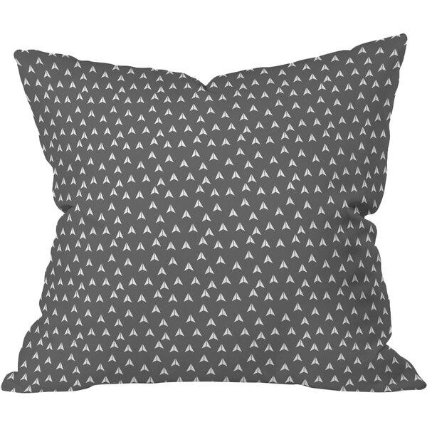 Mullet Indoor/Outdoor Throw Pillow by Brayden Studio