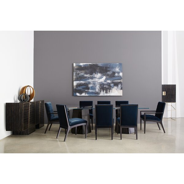 Modern Edge Vector 3 Piece Dining Set by Caracole Modern Caracole Modern