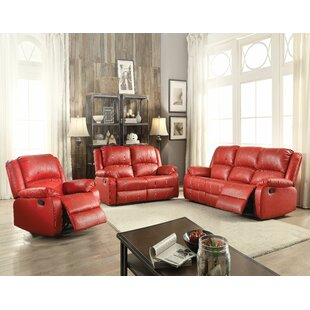 Fuiloro Reclining Configurable Living Room Set by Latitude Run®