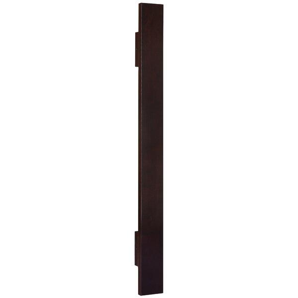 Prue 3 x 33.5 Wood Filler by Winston Porter