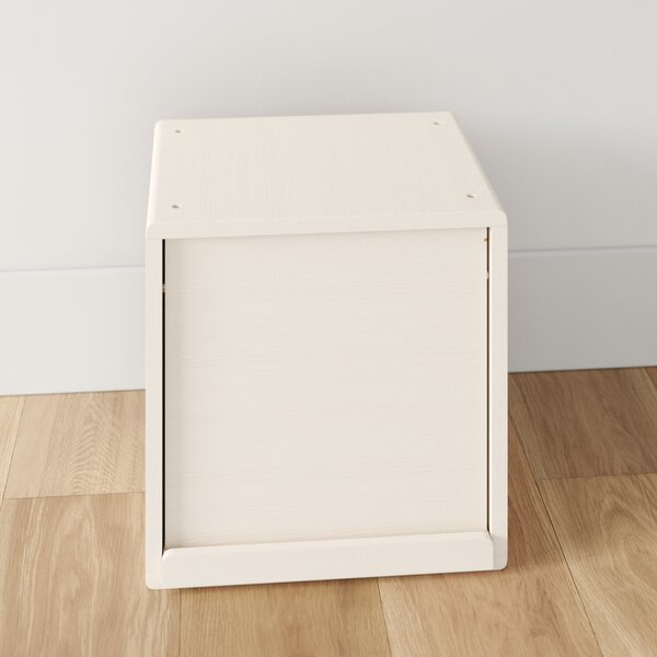 Devon Wood Storage Cube Bookcase By Dotted Line™