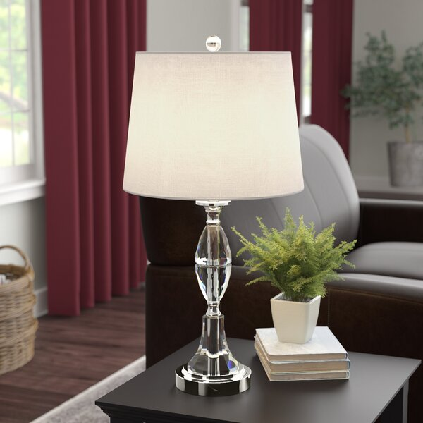 Couey 25.5 Table Lamp (Set of 2) by Darby Home Co