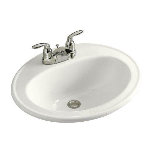 Pennington Drop-In Bathroom Sink by Kohler