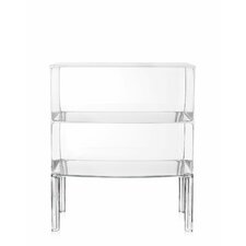 Ghost End Table by Kartell