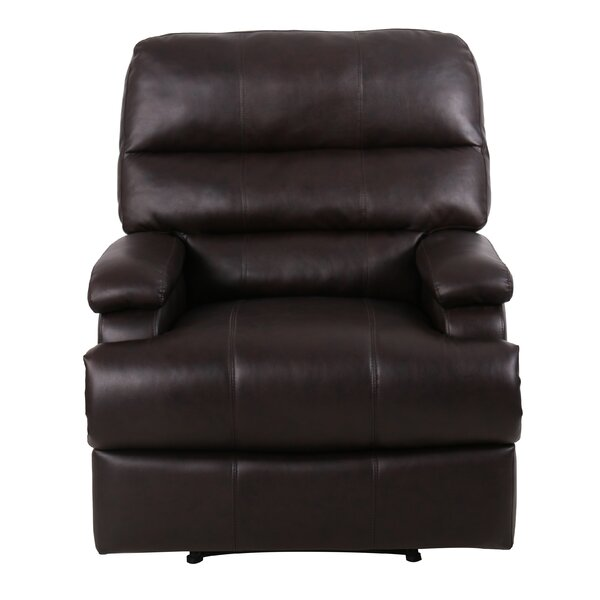Haggerty Manual Recliner by Alcott Hill