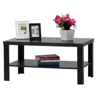 Neuhaus Coffee Table with Storage Shelf