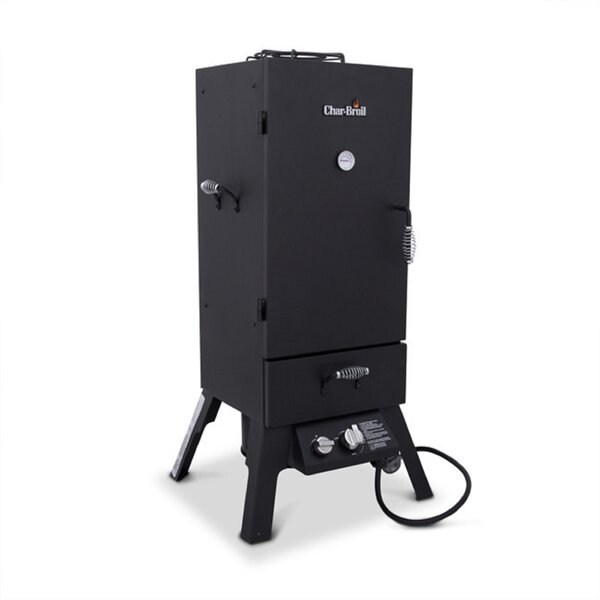 Vertical Gas Smoker By Char Broil.