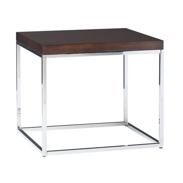 Guyette End Table by Orren Ellis