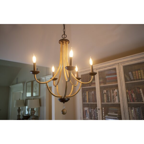 Winget 5-Light Candle Style Chandelier by Gracie Oaks