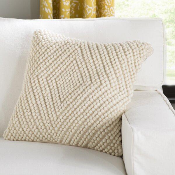Aletha Diamond Loop Throw Pillow by Laurel Foundry Modern Farmhouse