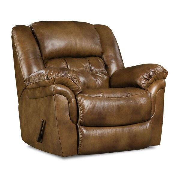 Usonia Leather Rocker Recliner W002997636