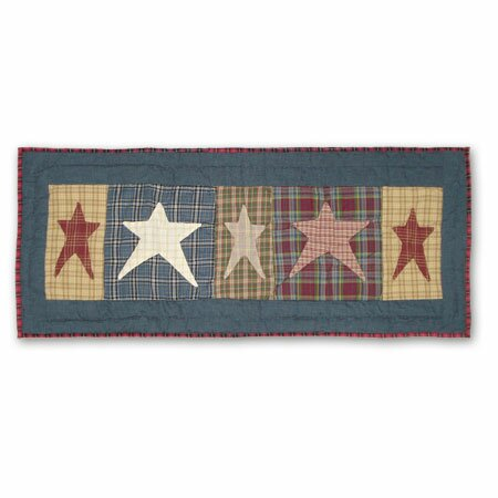 Allstar Table Runner by Patch Magic