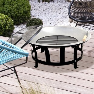 Stainless Steel Burning Wood Fire Pit
