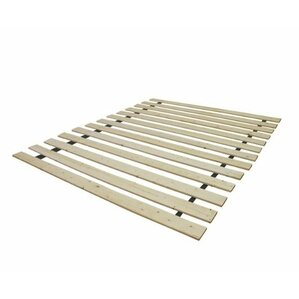 Heavy Duty Wooden Bunkie Board Slats by Spinal Solution