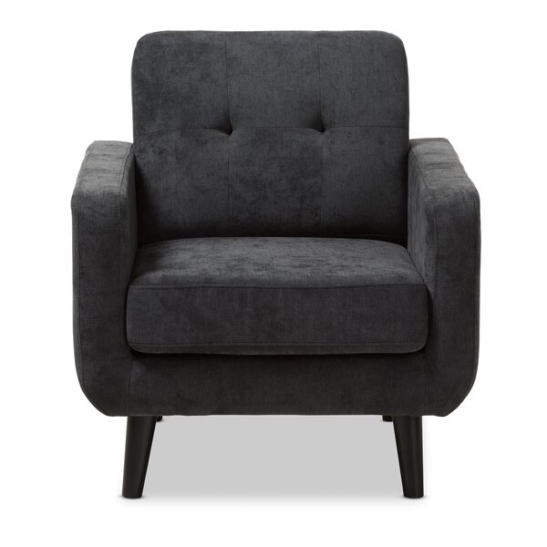 Doty Club Chair by George Oliver