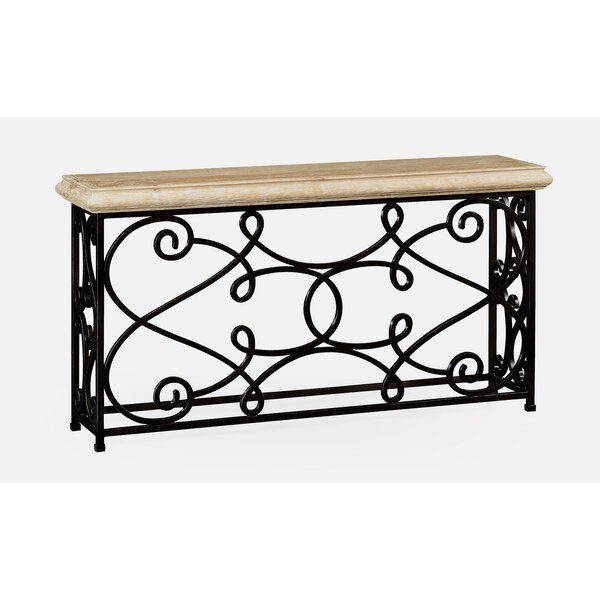 72'' Console Table By Jonathan Charles Fine Furniture