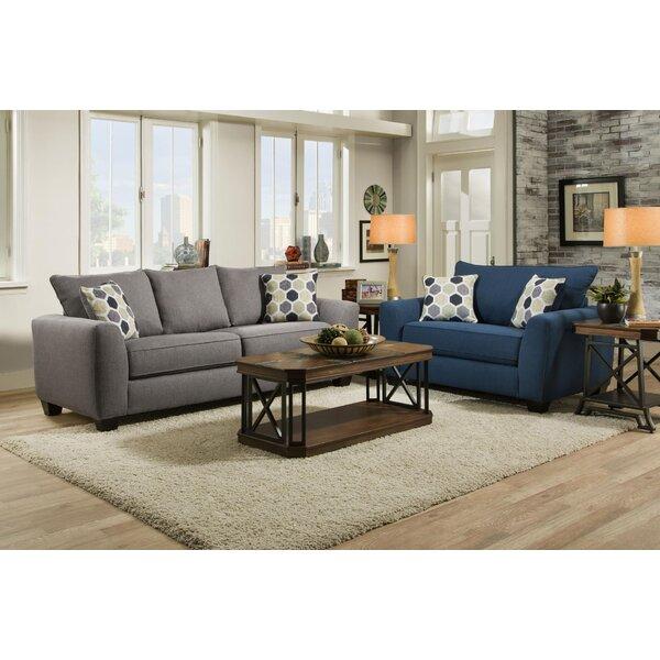 Cadia Queen Convertible Sofa by Latitude Run Latitude Run