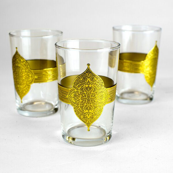 Bixby Every Day Glass (Set of 6) by Bloomsbury Market
