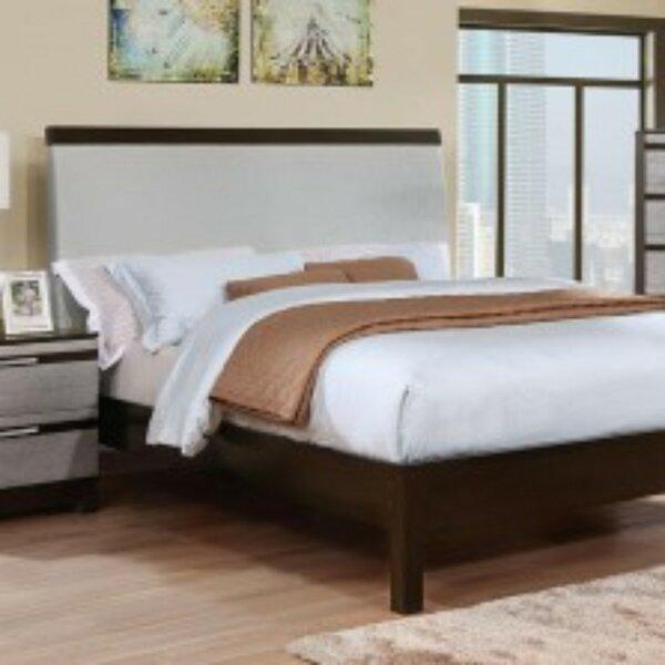 Anamara Upholstered Sleigh Bed By Brayden Studio Reviews