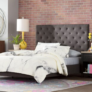 Tripoli Upholstered Panel Bed ByThree Posts