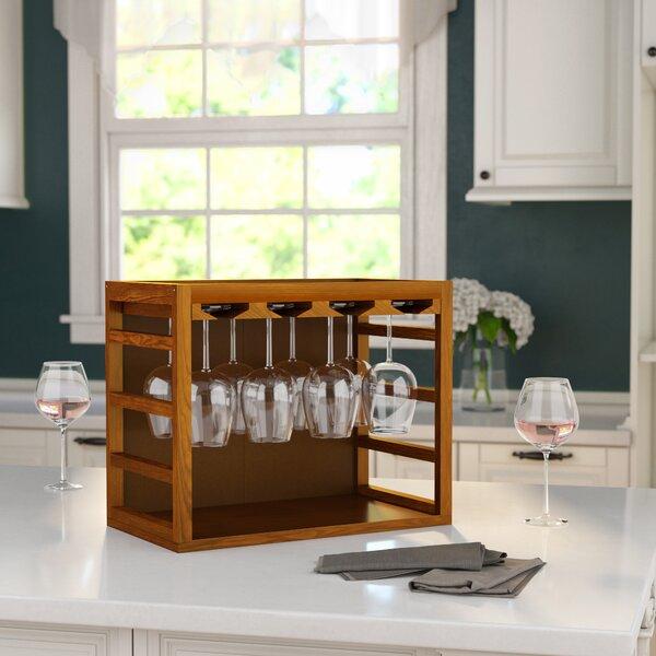 Kizer Tabletop Wine Glass Rack by Zipcode Design
