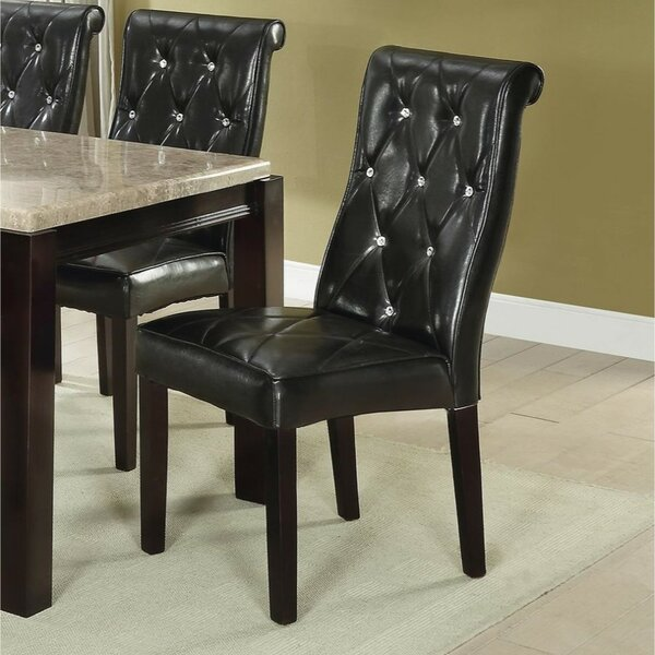 Desi Upholstered Dining Chair (Set Of 2) By House Of Hampton