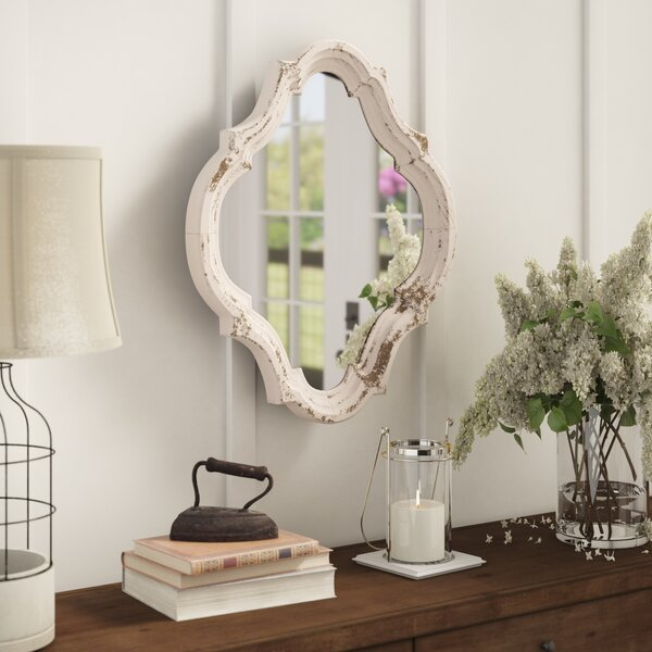 Greber Wall Mirror by Lark Manor