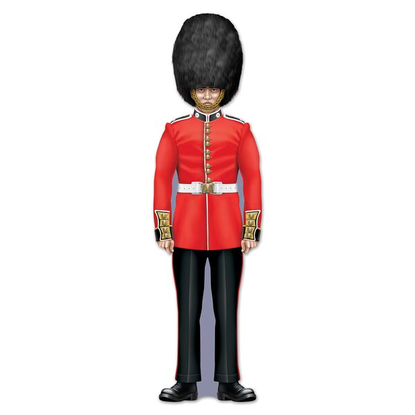 Royal Guard Standup (Set of 3) by The Beistle Company