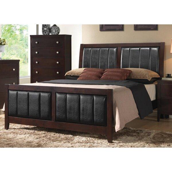 Lucy Upholstered Standard Bed by Red Barrel Studio Red Barrel Studio