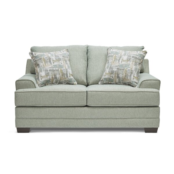 Online Shopping Horicon Loveseat by Highland Dunes by Highland Dunes