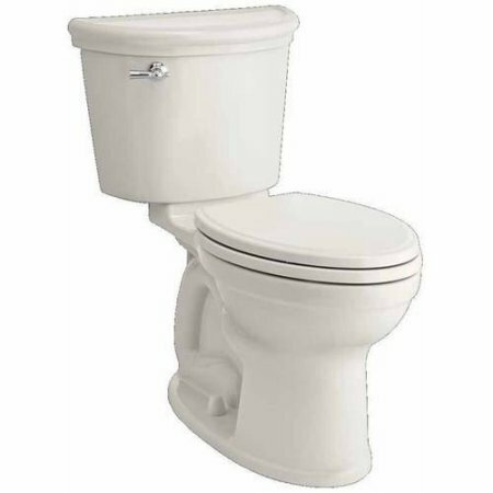 Retrospect Champion Pro Right Height 1.28 GPF Elongated Two-Piece Toilet by American Standard