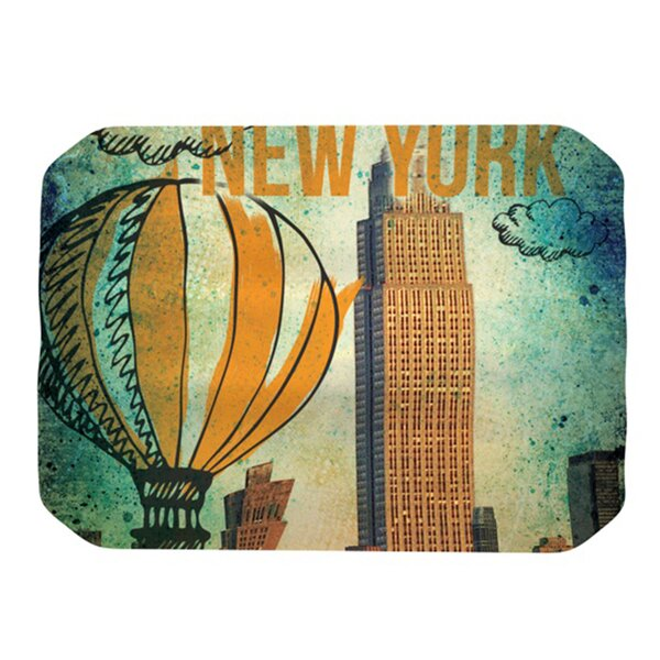 New York Placemat by KESS InHouse