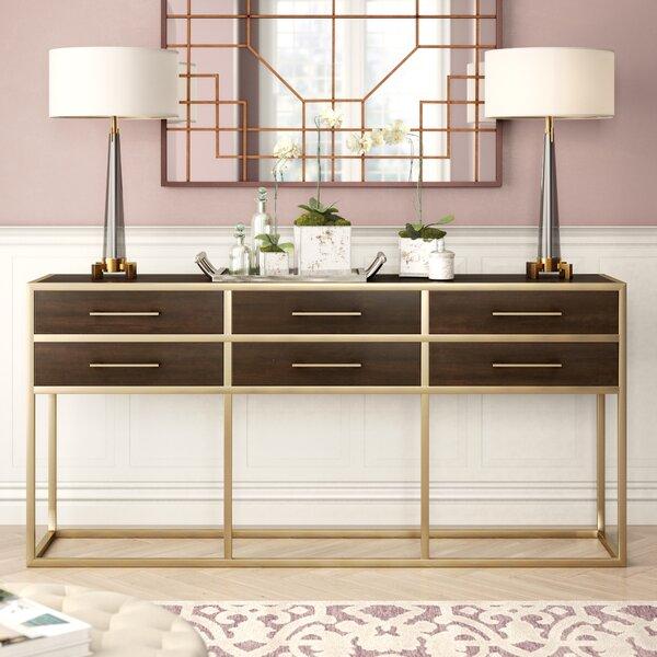 Cher Console Table by Willa Arlo Interiors Willa Arlo Interiors