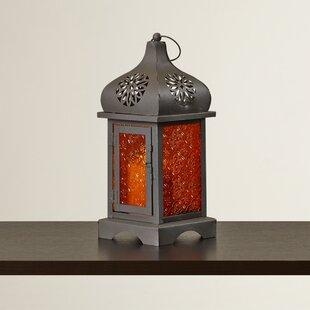 Glass And Metal Lantern Good Ideas