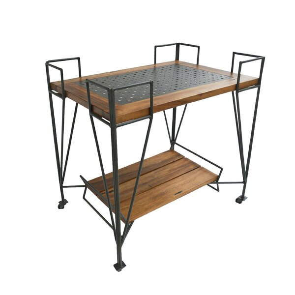 Bobb Bar Cart by Williston Forge