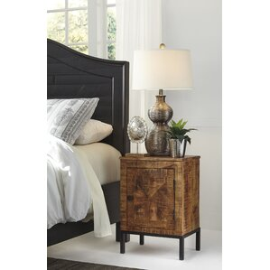 Green Mountain Falls Nightstand by Loon Peak