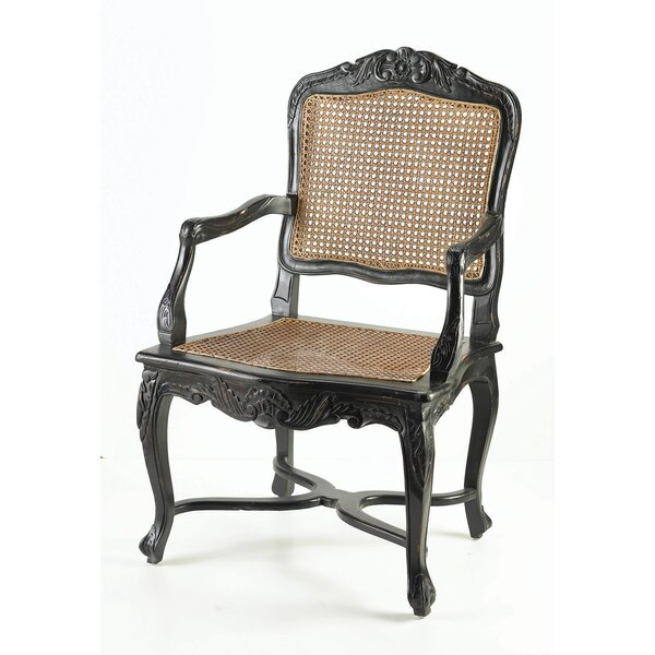 Cane Armchair by AA Importing AA Importing