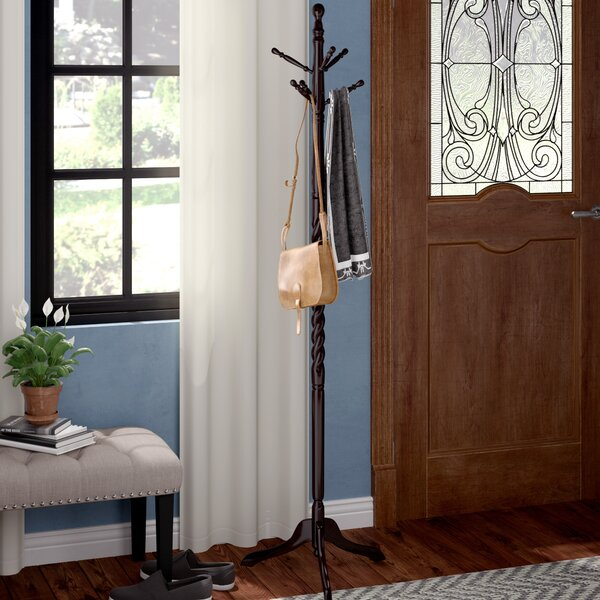 Twist Coat Rack by Charlton Home