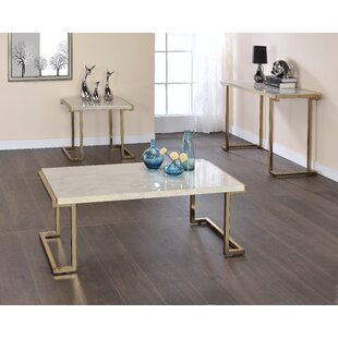 Mirando Coffee Table with Tray Top