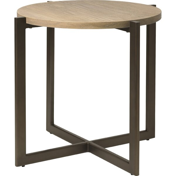 Mcgregor End Table by 17 Stories
