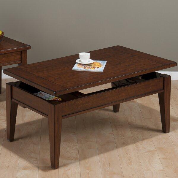 Dunbar Lift Top Coffee Table by Jofran