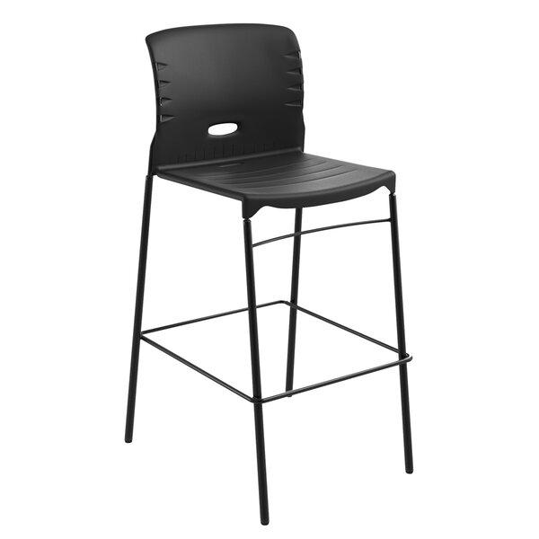 Konnekt Bar Stool by Compel Office Furniture Compel Office Furniture
