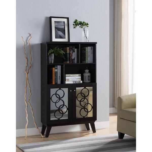 Diogenes Epple Creative Standard Bookcase by Ebern Designs Ebern Designs