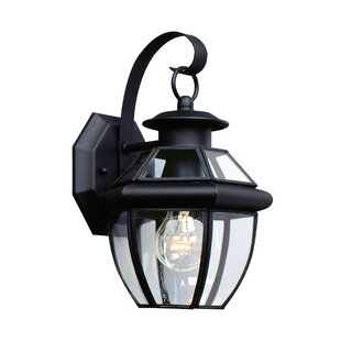 Kylertown 1-Light Outdoor Wall Lantern By Darby Home Co Outdoor Lighting