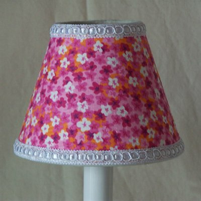 Floral In The Sun Night Light by Silly Bear Lighting