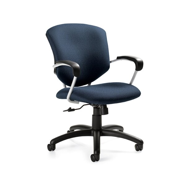 Supra Desk Chair by Global Total Office