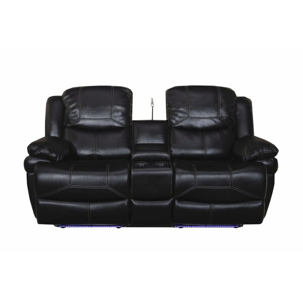 Moab Dual Reclining Loveseat By Red Barrel Studio