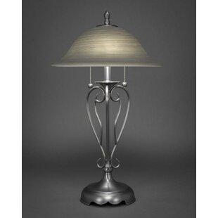 Strong 26.75 Table Lamp By Fleur De Lis Living Lamps